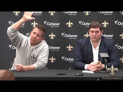 Zach Strief Retirement Press Conference Q&A Part 2