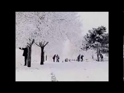 Amazing Winter Scenery in Jilin China