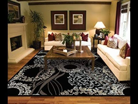 living room Carpet design collections 2020