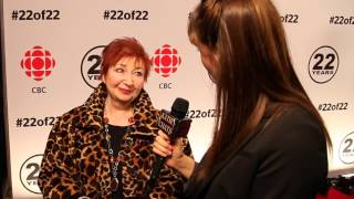 KATIE CHATS: CBC, LUBA GOY, THIS HOUR HAS 22 MINUTES