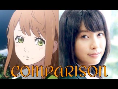 Orange Live-Action Movie VS Anime - Comparison / Review