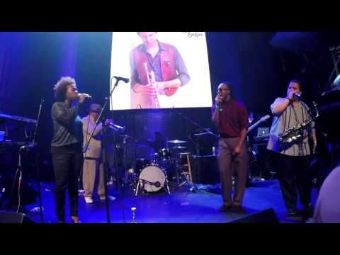 Funkin' For Jamaica  - Tom Browne @ Music Box 2016  (Smooth Jazz Family)
