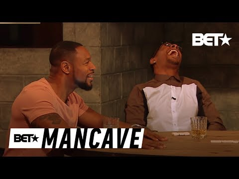 Here's The Weird Fetish Amber Rose Has...It Involves Sniffing Underwear | BET's Mancave