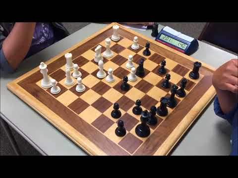 National Master Ruben vs. His Friend Who's Also Great At Chess!