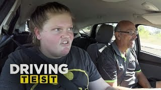 Learner refuses to take instructor's advice | Driving Test Australia