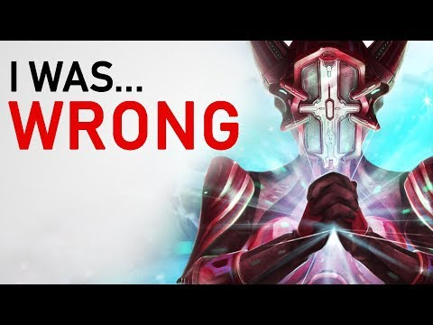I Was Wrong About Warframe