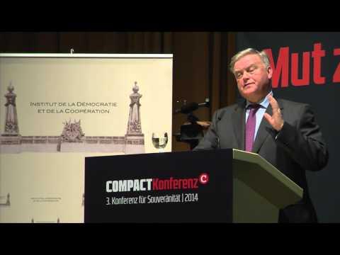 """Международная конференция """"Примирение с Россией"""" в Берлине - часть 1"""