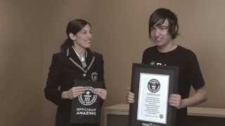 Fleksy Keyboard Breaks the Guinness World Record for Fastest Texting