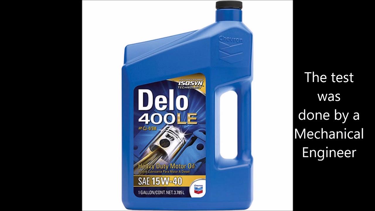 Best Diesel Oil