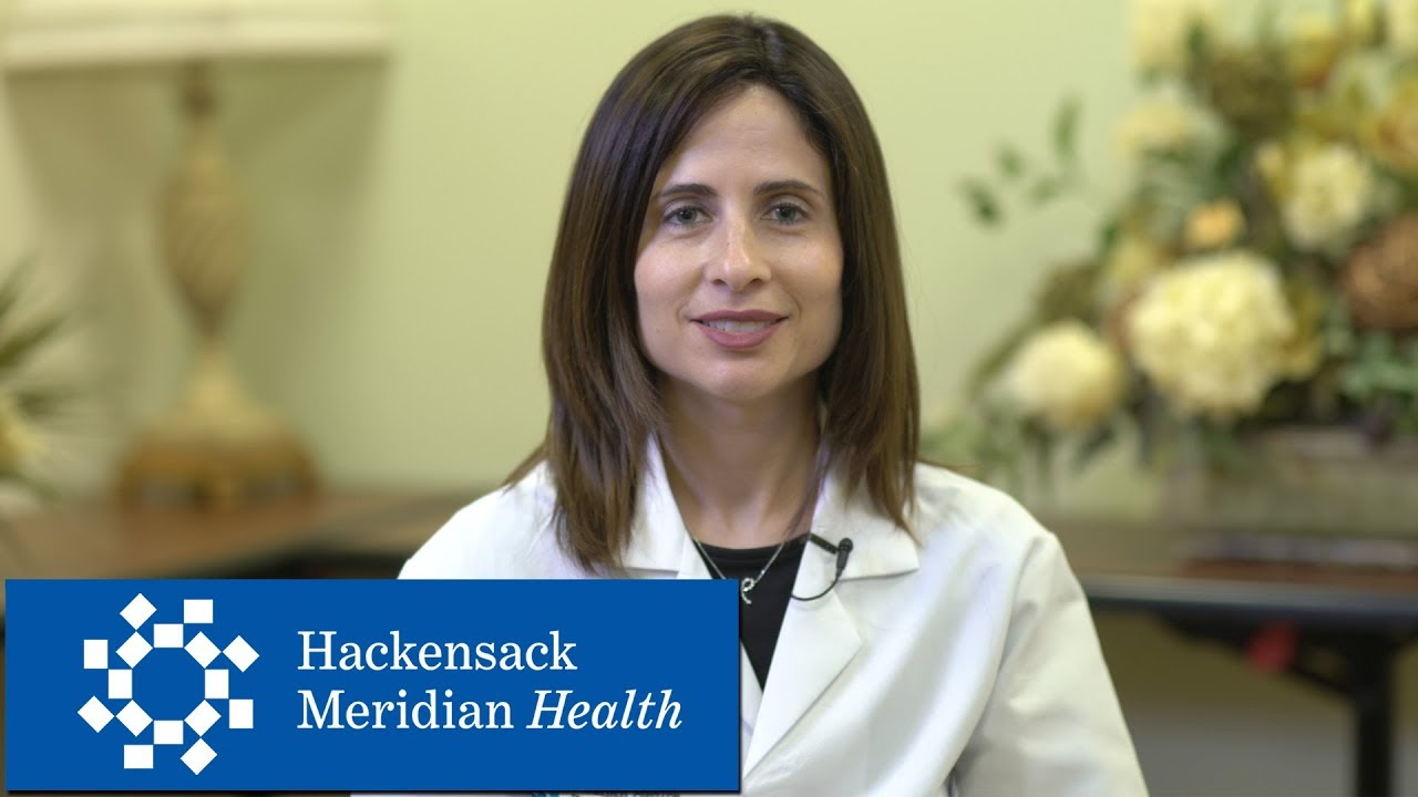 Rebecca Gamss M D On Breast Center Services At Hackensack