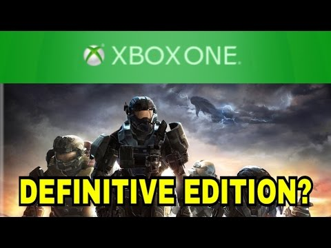 Should Halo Reach Have a Definitive Edition?