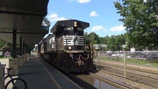 Radburn Railfanning 7/12/19 Part 2