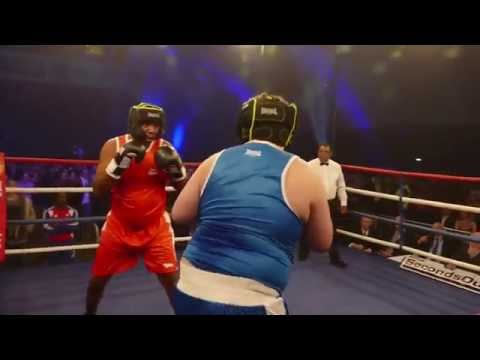 The Park Club Charity Boxing - Steve George V Chris Ford