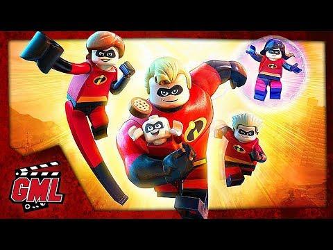 LEGO LES INDESTRUCTIBLES 2 - FILM JEU COMPLET FRANCAIS