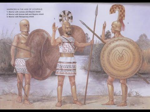 Legends of Sparta