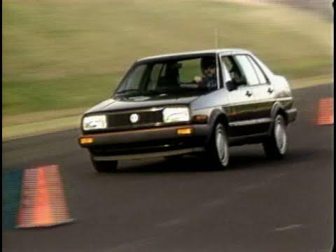 MotorWeek | Retro Review: '86 Peugeot 505T And VW Jetta GLI
