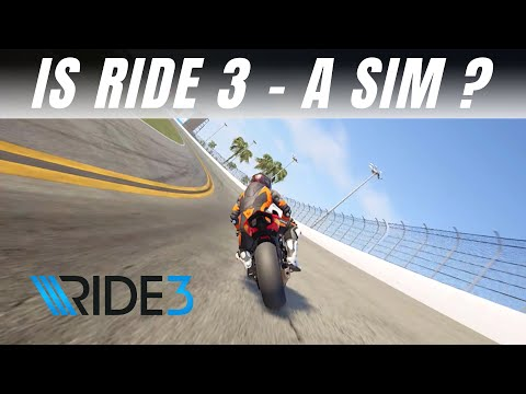 Is The RIDE 3 a sim? | #50 |