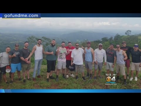 Tourists From Miami Killed In Rafting Accident During Costa Rica Bachelor Party