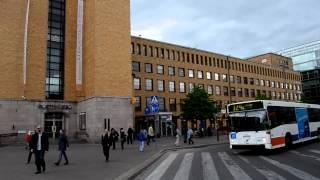 アキーラさん訪問!フィンランド・ヘルシンキ郵便局1・Helsinki,Finland
