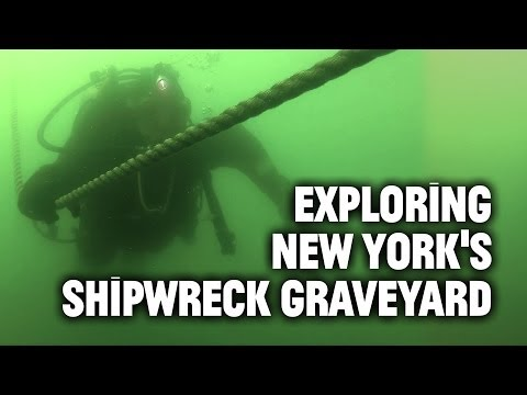 Scuba Diving In New York City?