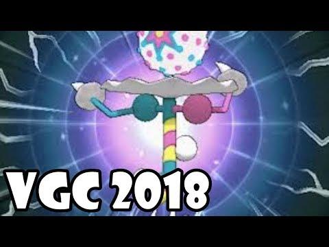 Misión VGC 2018 #1 (Mind blown es demasiado) /Pokémon Showdown