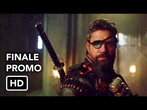 """Arrow 5x23 Extended Promo """"Lian Yu"""" (HD) Season 5 Episode 23 Extended Promo Season Finale"""