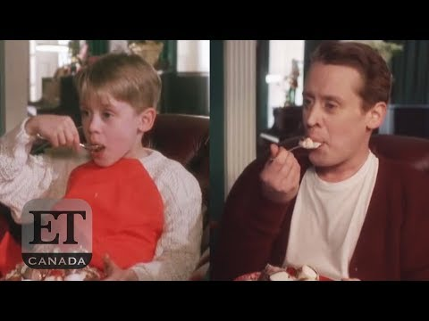 Macaulay Culkin Recreates 'Home Alone'