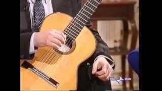 La chitarra a Superquark