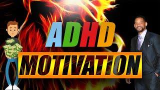 ADHD Motivation: Self Discipline ft. Will Smith