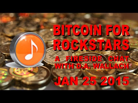 Bitcoin for Rockstars - a fireside chat with D.A. Wallach
