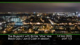 Blueprint 2005-09-14 part 1/3: Jon E Cash / Black Ops in session