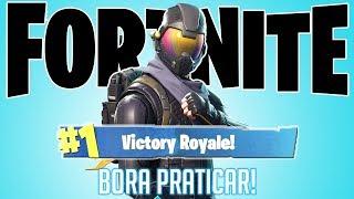 Fortnite - Rumo a 100 Wins!
