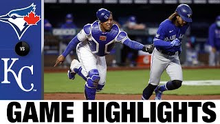 Blue Jays vs. Royals Game Highlights (4/15/21) | MLB Highlights