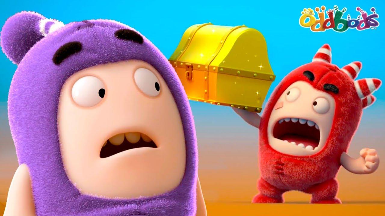 Oddbods | NEW | EXPLORE THE ODD | Funny Cartoons For Kids