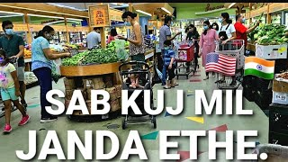 INDIAN GROCERY STORES IN USA 🇺🇸 🇮🇳
