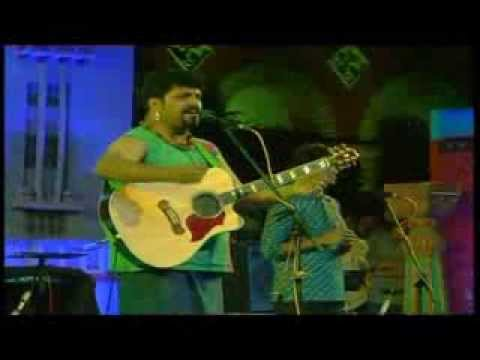 Madeshwara song by Raghu Dixit Live at Dharwad Utsav 2013 Dec15