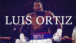 Luis Ortiz Training/Highlights - King Kong ᴴᴰ
