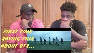 Gambar cover BTS - Save ME REACTION