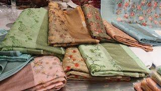 বেনারশী পল্লীর স্পেশাল -বুটিক শাড়ী  কালেকশন |Katan Beneroshi  katan saree collection and price