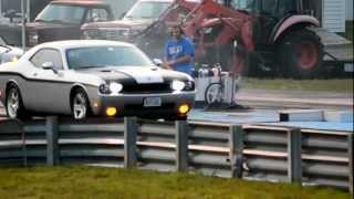 World's Fastest V6 Challenger