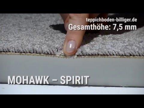 """Billiger teppichboden  Der Wohlfühl-Teppichboden """"Mohawk Spirit"""" mit SmartStrand - YouTube"""