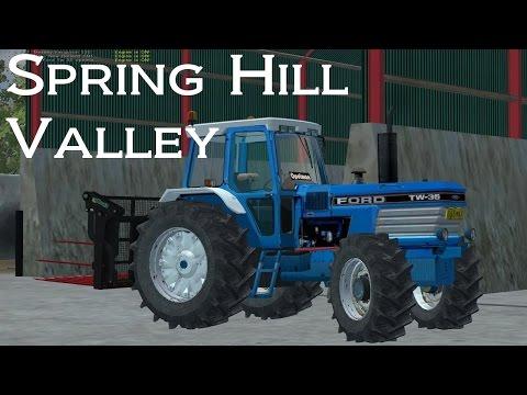 Farming Simulator 2013 - Spring Hill Valley - Ep 2