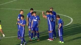 3 тур. Волгарь - Шинник (2-0)