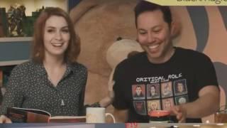 Scanlan Songs + Felicia Day Moments - Episode 19 - Critical Role