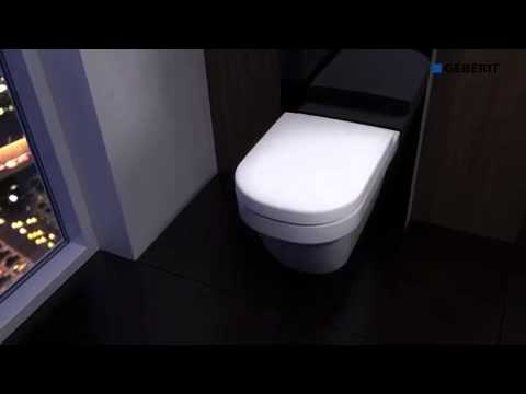 haustechnikdialog pr sentiert montagevideo geberit wandablauf f r dusche youtube. Black Bedroom Furniture Sets. Home Design Ideas