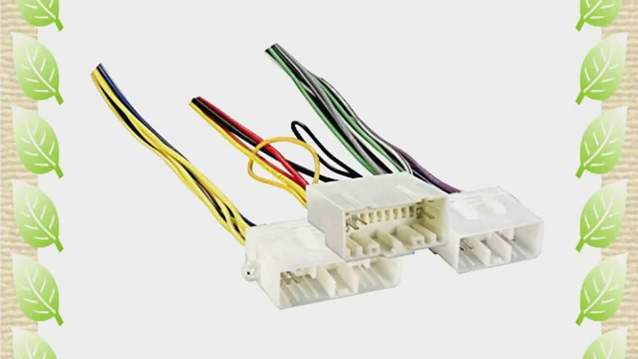 hight resolution of metra 70 6510 wiring harness for select 2002 2004 dodge ram with infiniti s