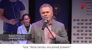Wola narodu ponad prawem 5 robert mazurek