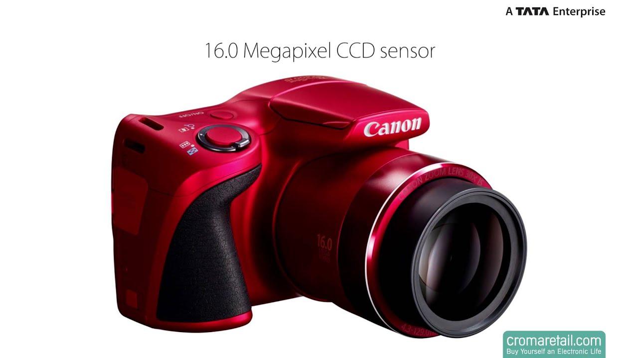 Canon PowerShot SX400 16 MP Digital Camera