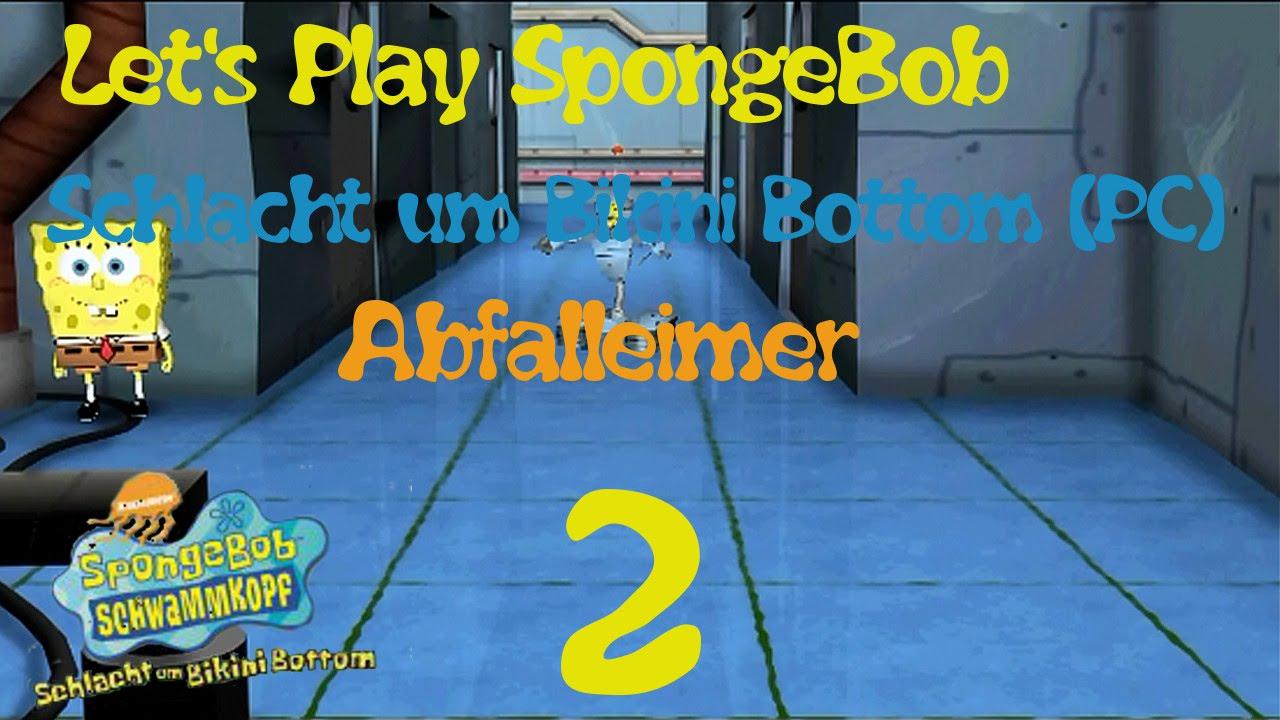 bottom schlacht bikini Sponge bob