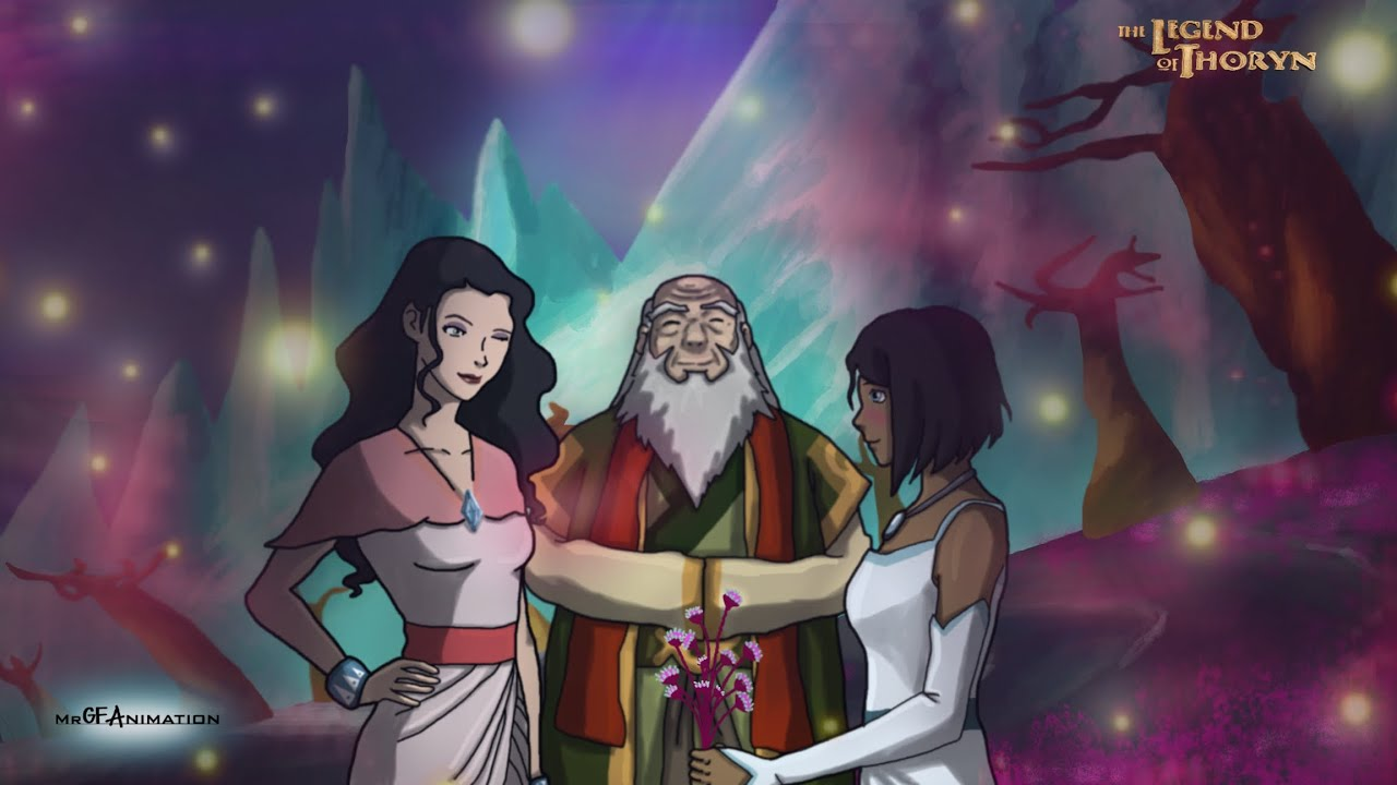 Korrasami fanfiction wedding